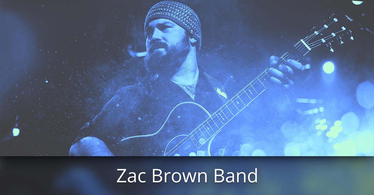 cheap Zac Brown Band tickets