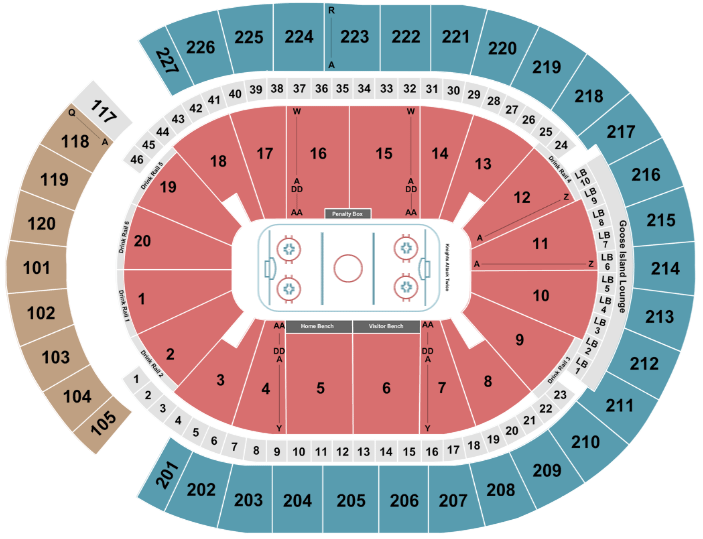 T Mobile Arena Tickets With No Fees At Ticket Club