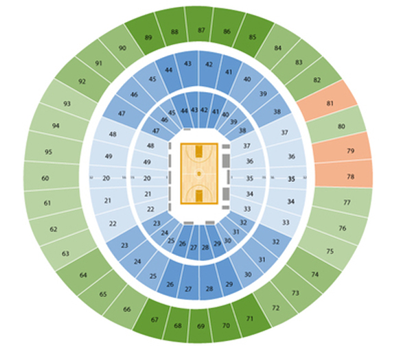 Frank Erwin Center Tickets With No Fees