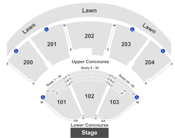 Shoreline Amphitheatre Ca Tickets With No Fees At Ticket Club
