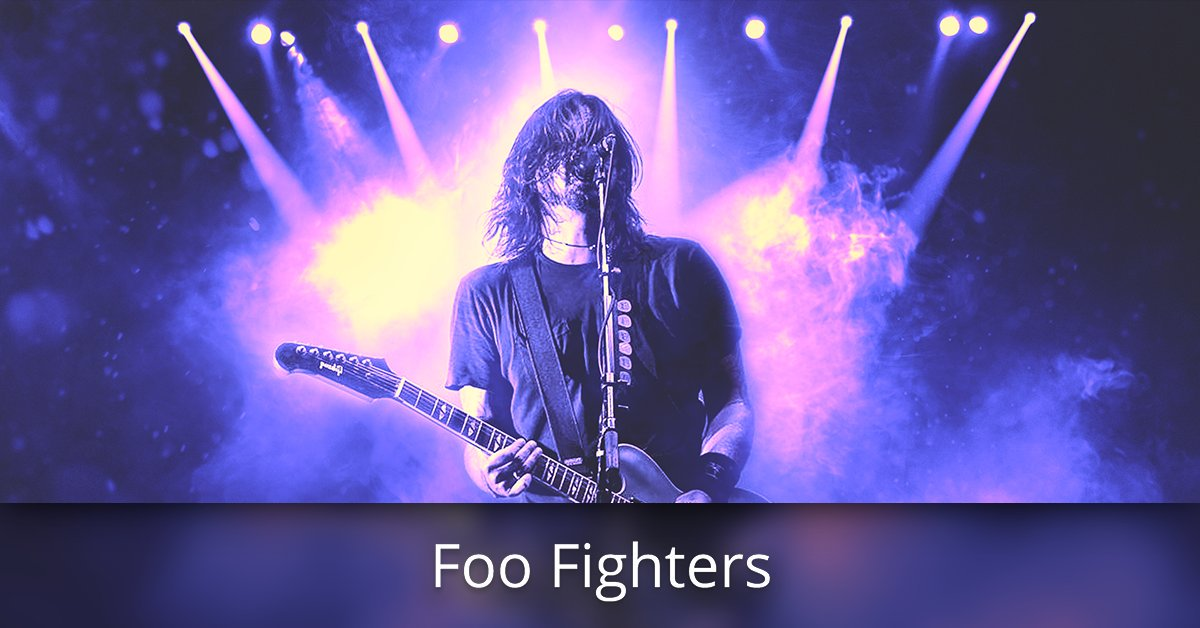 Foo Fighters cheap tickets