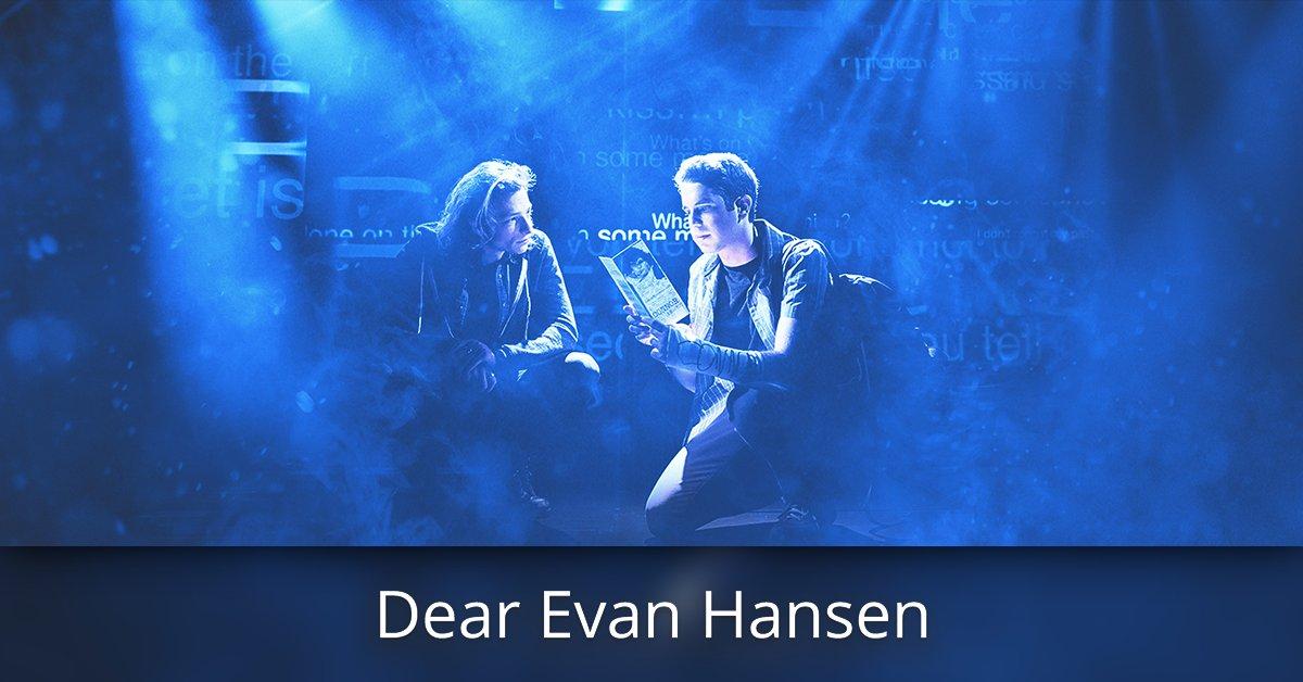 Dear Evan Hansen Tickets Cheap No Fees At Ticket Club