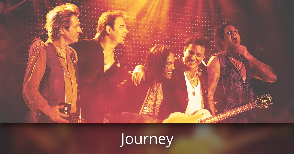 Journey cheap tickets