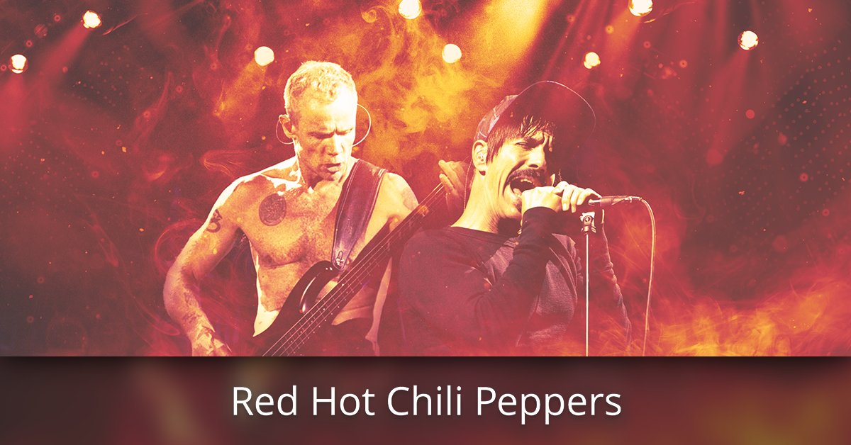 Red Hot Chili Peppers cheap tickets