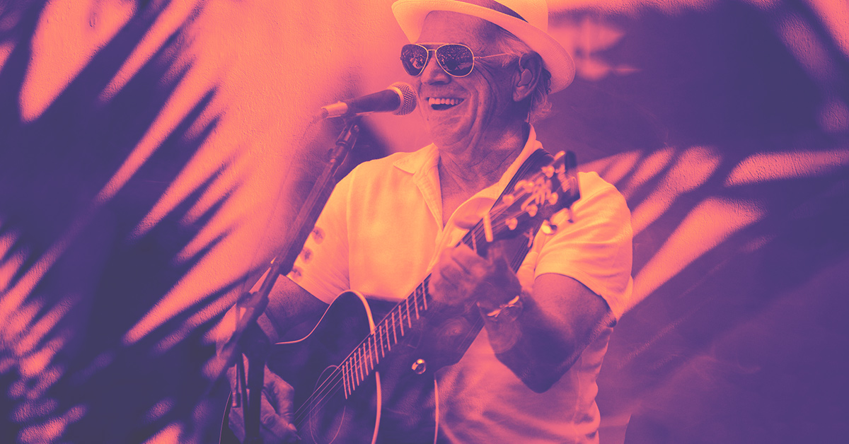 Jimmy Buffett rolls out dates for 2019 Son of a Son of a Sailor Tour