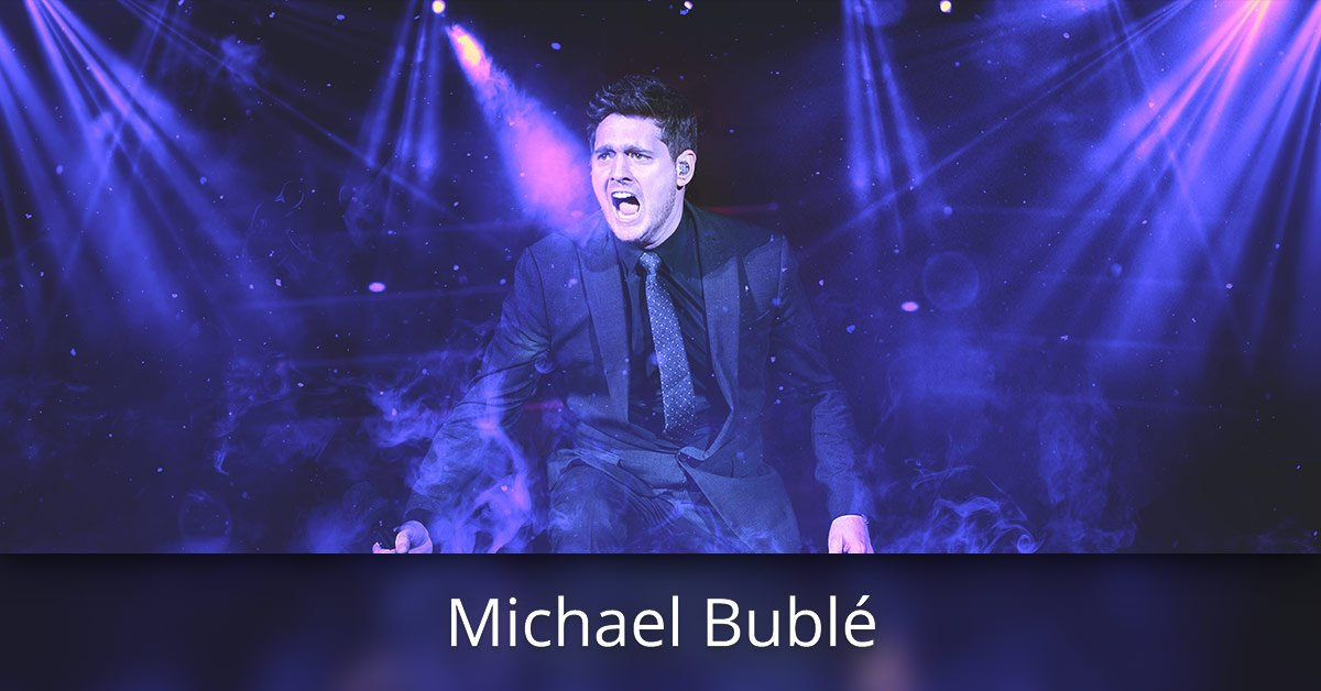 Michael Buble cheap tickets