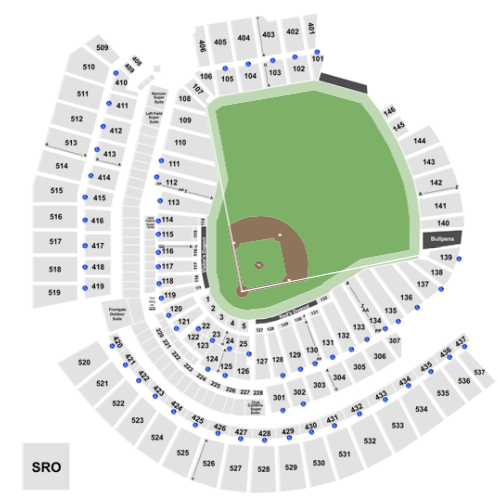 Great American Ball Park Tickets With No Fees At Ticket Club
