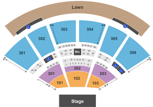 Usana amphitheatre tickets with no fees at ticket club
