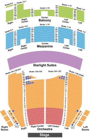 Majestic Theatre San Antonio Tickets