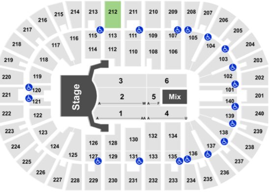 Us Bank Arena Tickets With No Fees At Ticket Club