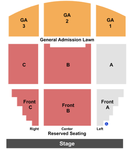 Marymoor Amphitheatre Tickets With No Fees At Ticket Club